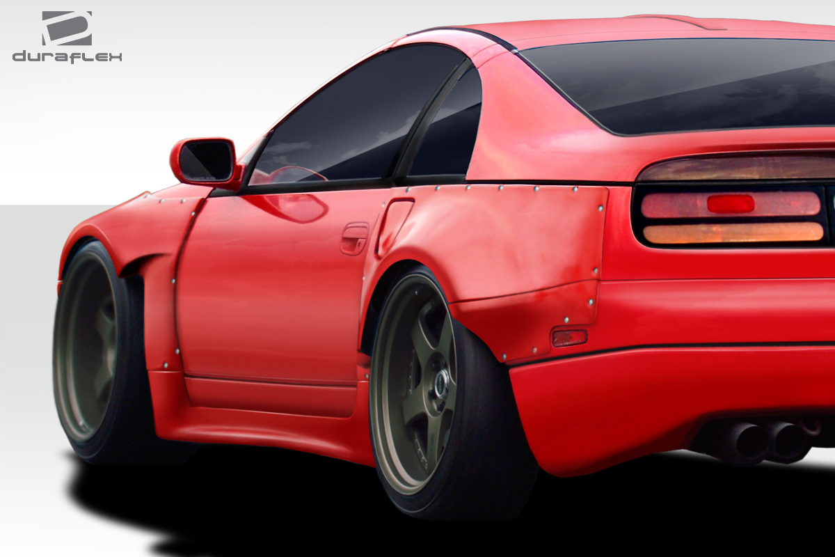 Welcome To Extreme Dimensions Inventory Item 1990 1996 Nissan 300zx Z32 2dr Coupe Pm Z