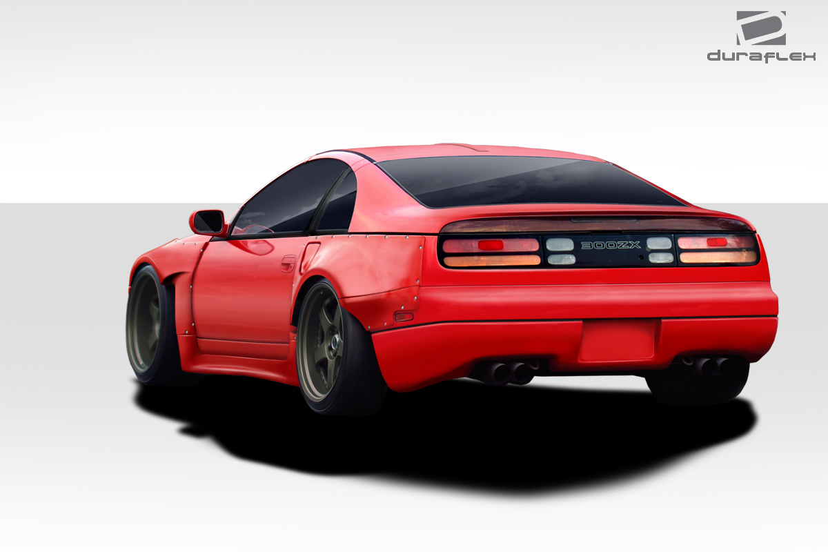 Welcome To Extreme Dimensions Item Group 1990 1996 Nissan 300zx Z32 2dr Coupe Pm Z Fender