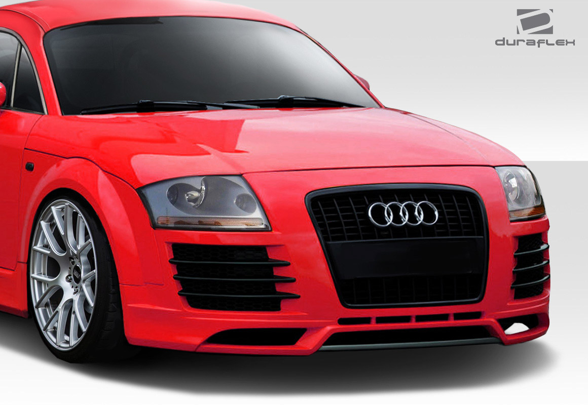 welcome to extreme dimensions inventory item 2000 2006 audi tt duraflex r8 look front. Black Bedroom Furniture Sets. Home Design Ideas