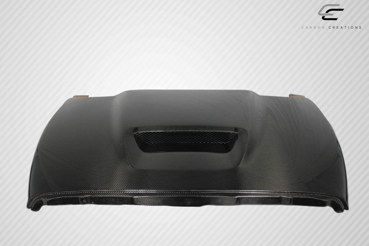 02 08 dodge ram srt dritech carbon fiber body kit hood. Black Bedroom Furniture Sets. Home Design Ideas