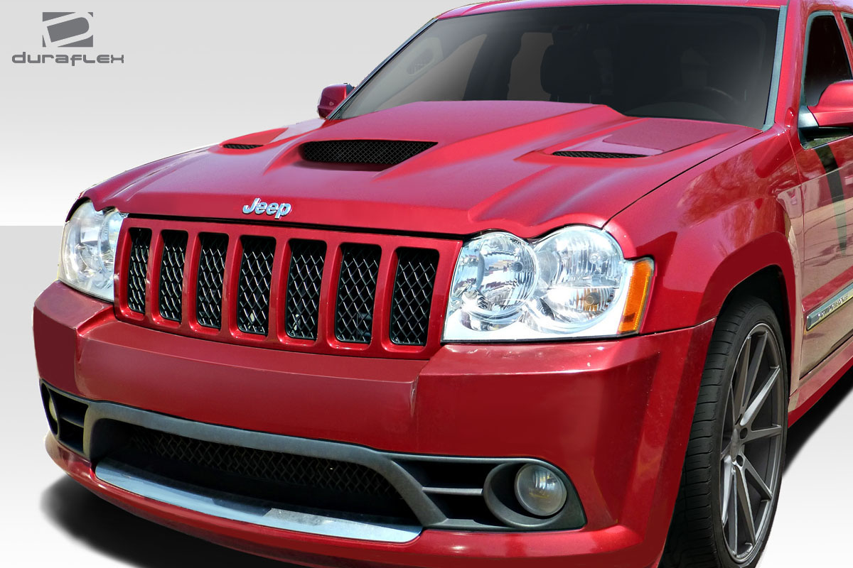 welcome to extreme dimensions inventory item 2005 2010 jeep grand cherokee duraflex. Black Bedroom Furniture Sets. Home Design Ideas