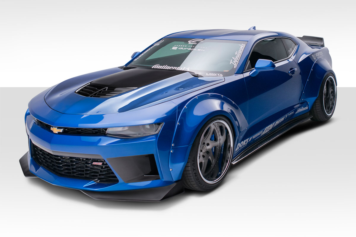 Chevy Camaro Parts And Accessories