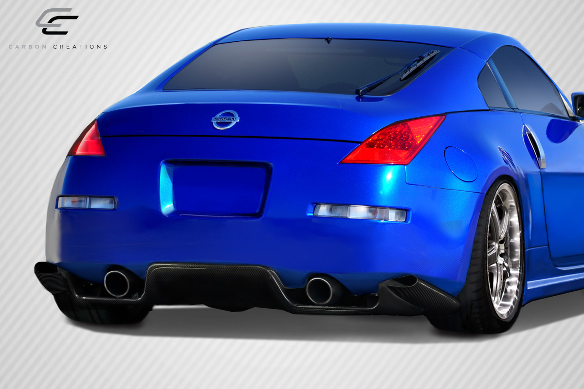 Nissan Vs Toyota >> Welcome to Extreme Dimensions :: Inventory Item :: 2003-2008 Nissan 350Z Z33 Carbon Creations TS ...