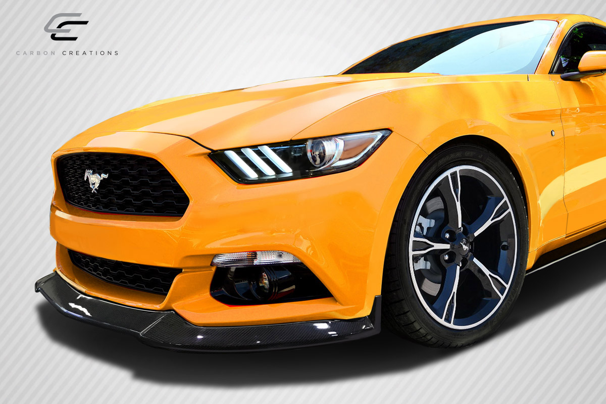 welcome to extreme dimensions inventory item 2015 2017 ford mustang carbon creations cvx. Black Bedroom Furniture Sets. Home Design Ideas