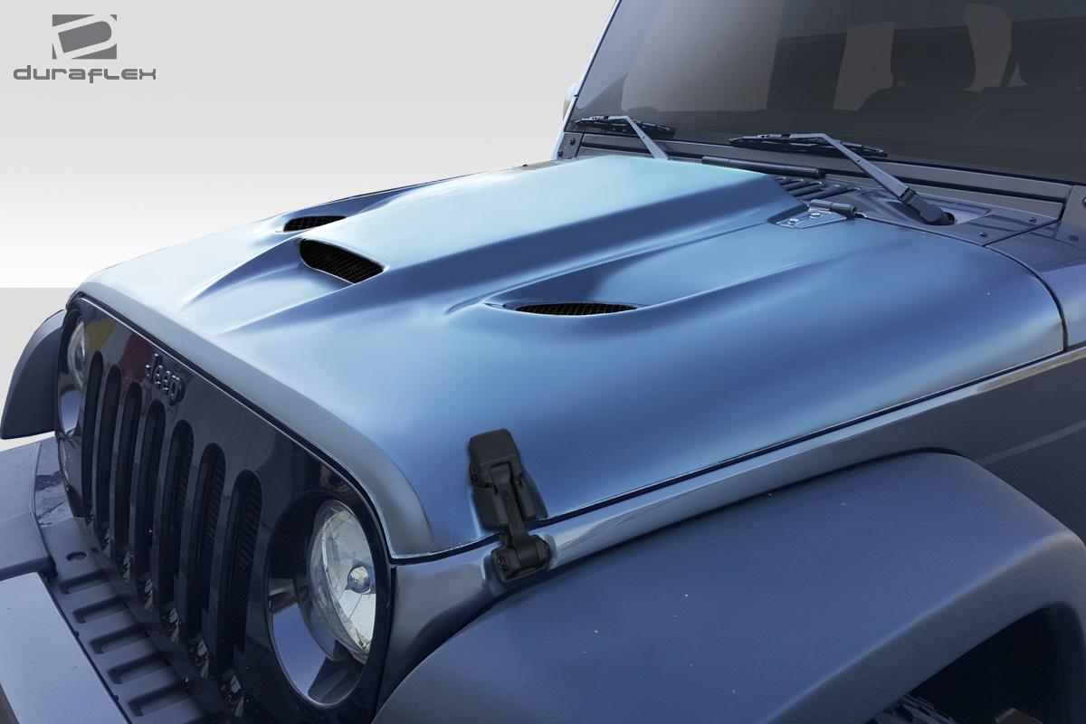 jeep hood wrangler kit body hellcat duraflex hoods piece parts terms copyright dimensions truck