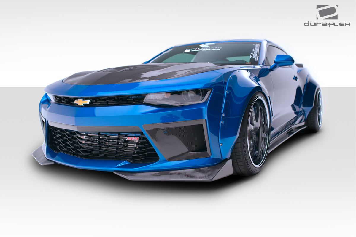 Zl1 Camaro Wide Body Kit Html Autos Weblog