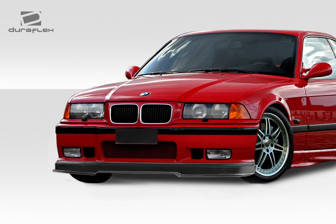 welcome to extreme dimensions inventory item 1992 1998 bmw m3 e36 duraflex gtr look front. Black Bedroom Furniture Sets. Home Design Ideas