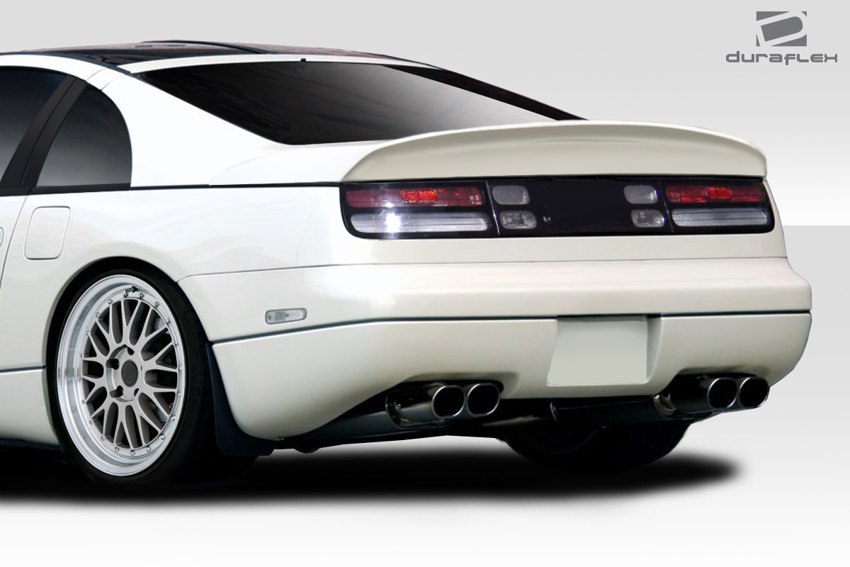 90 96 Fits Nissan 300zx Competition Duraflex Body Kit Wing