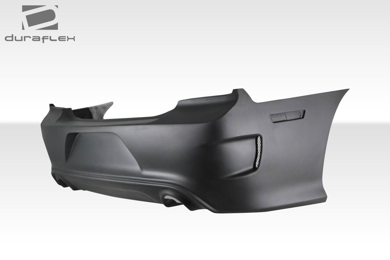 fiberglass rear bumper body kit for 2012 dodge charger. Black Bedroom Furniture Sets. Home Design Ideas