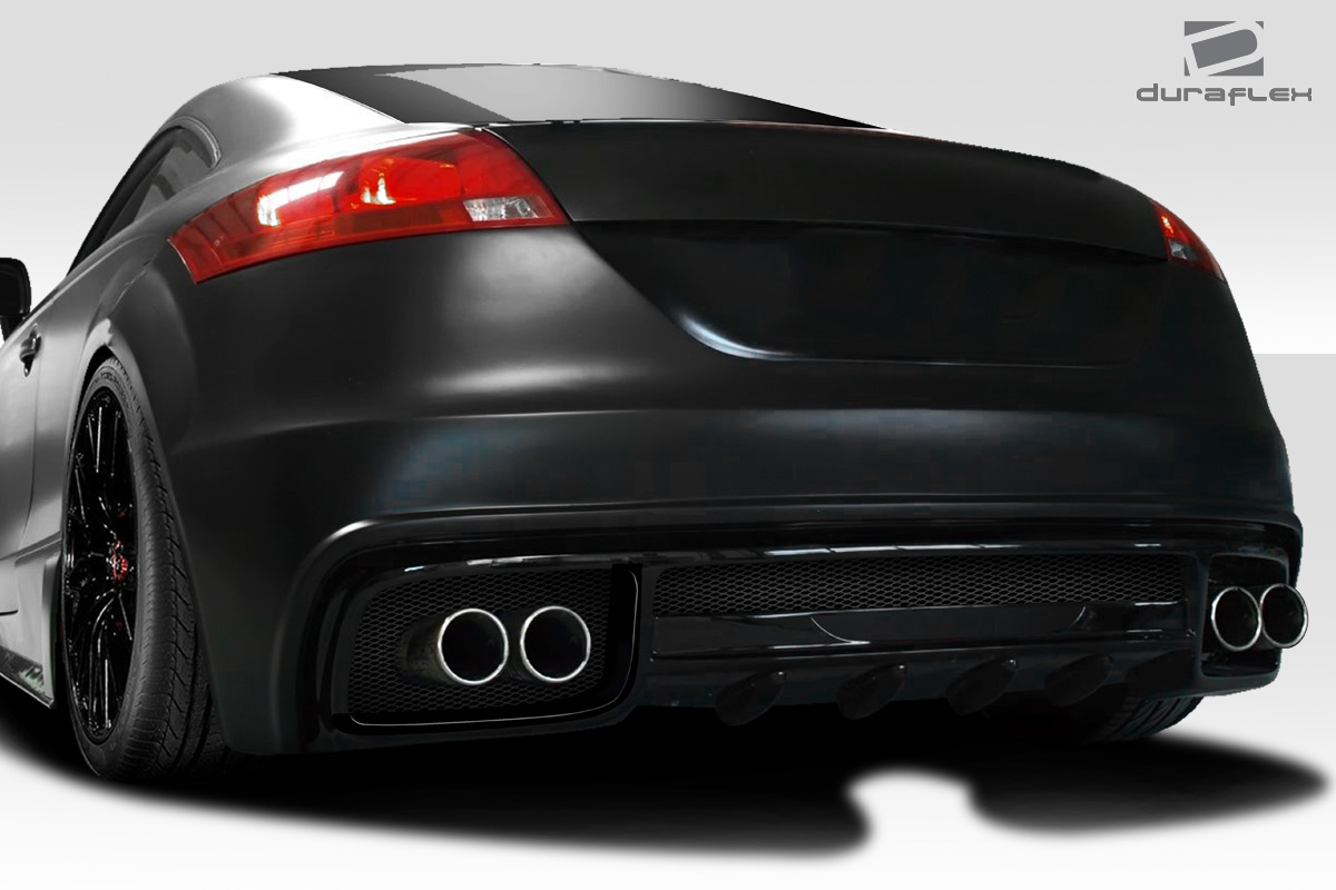 Fiberglass Rear Bumper Body Kit For 2008 Audi Tt 0 2008 2015 Audi