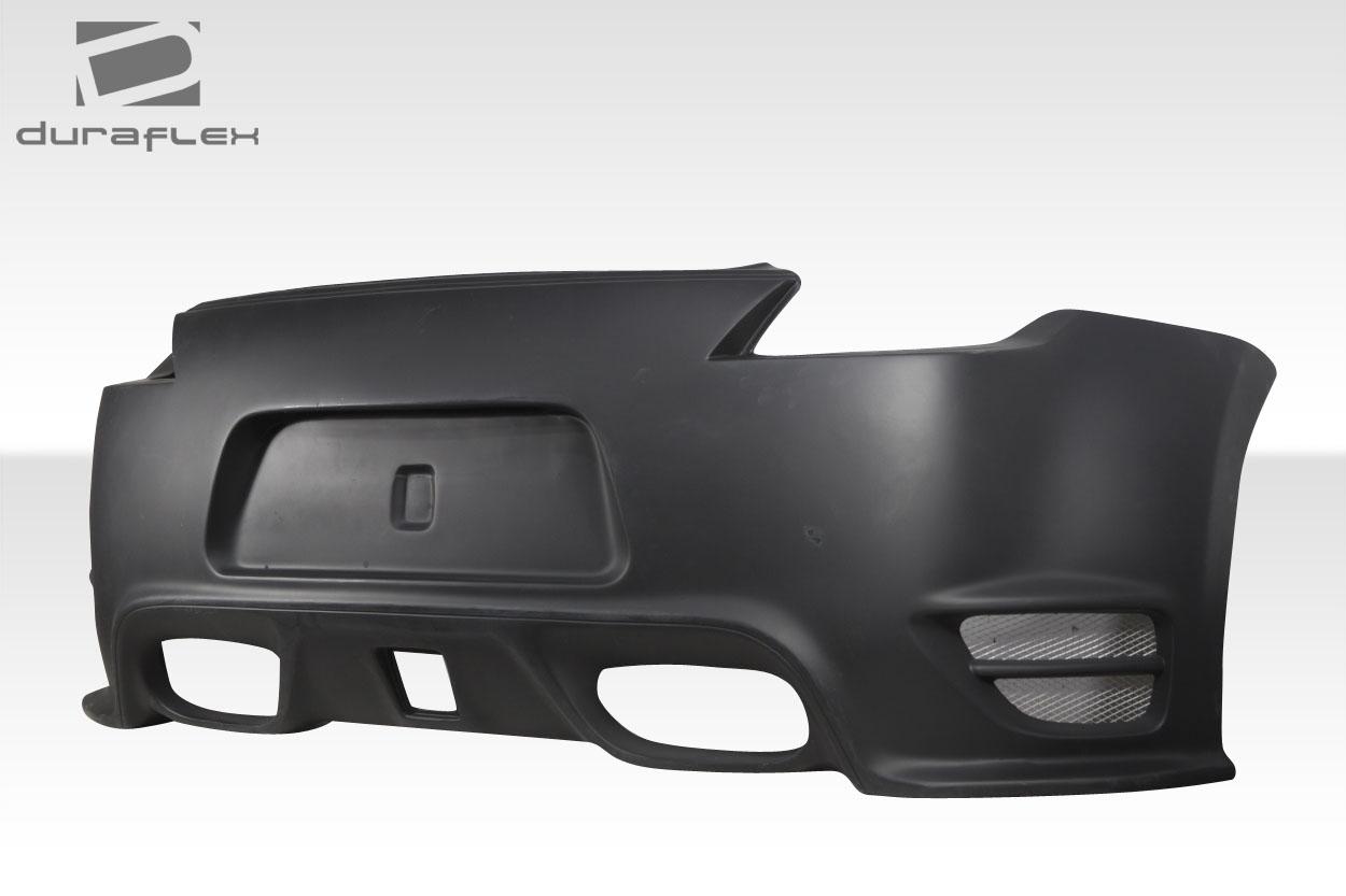 Rear Bumper Body Kit for 2015 Nissan 370Z 0 - 2009-2019 Nissan 370Z Z34  Duraflex Z1 Extreme Rear Bumper - 1 Piece
