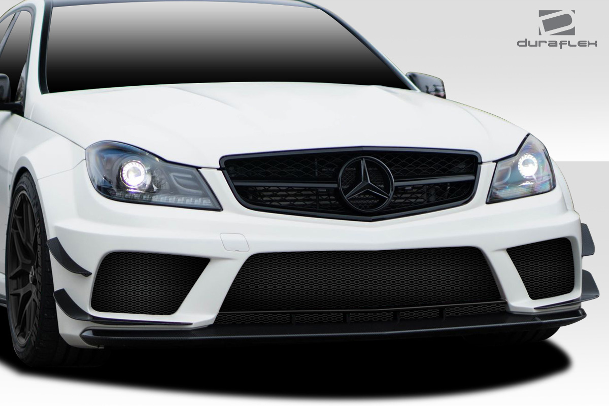 2014 mercedes c63 fiberglass front bumper body kit 2012 2014 mercedes c63 w204 4dr sedan. Black Bedroom Furniture Sets. Home Design Ideas