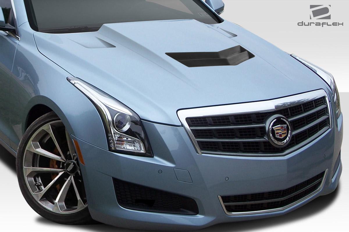 Hood Body Kit For 2016 Cadillac Ats 0 2013 2018 Cadillac Ats
