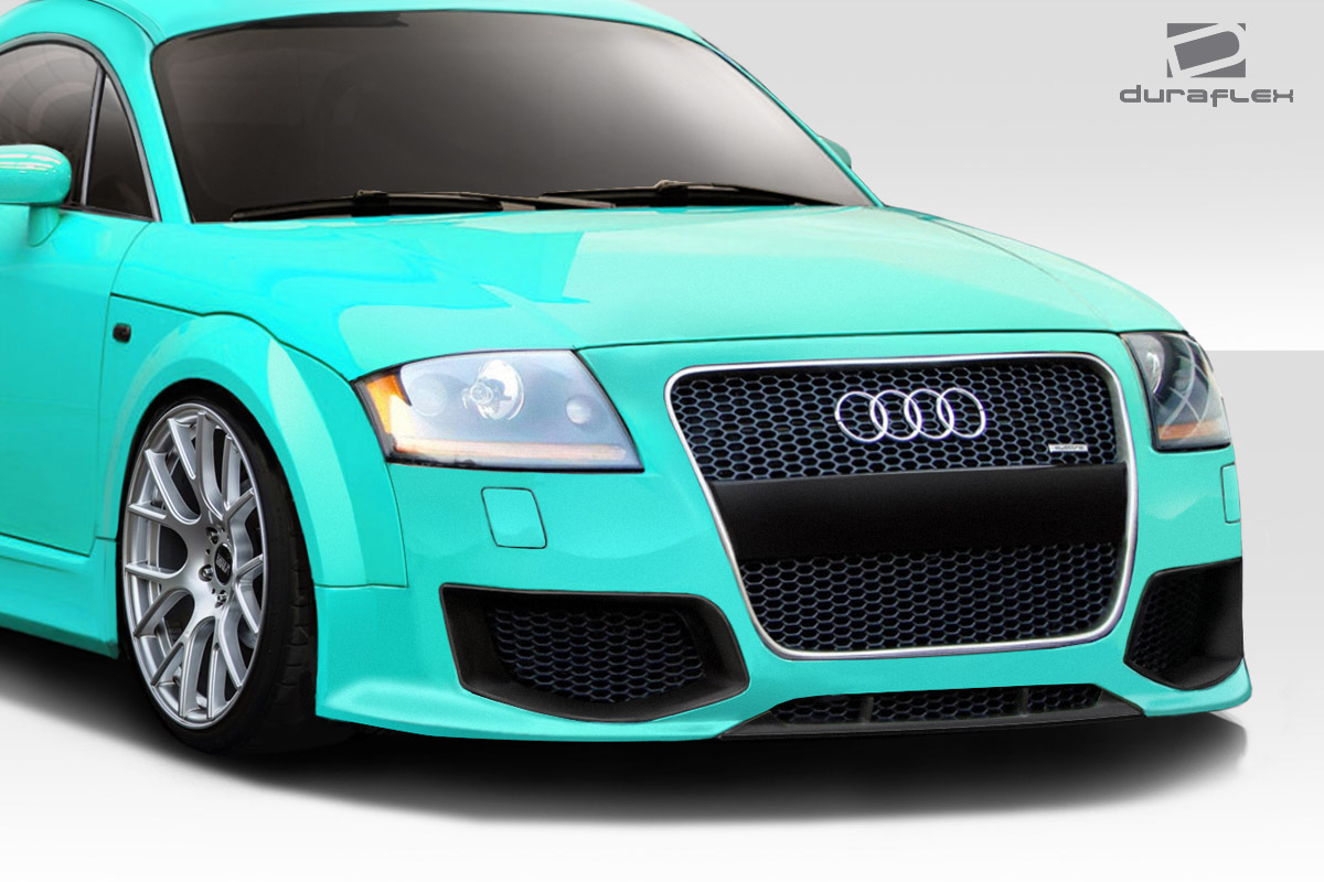 front bumper body kit for 2003 audi tt 2000 2006 audi tt. Black Bedroom Furniture Sets. Home Design Ideas
