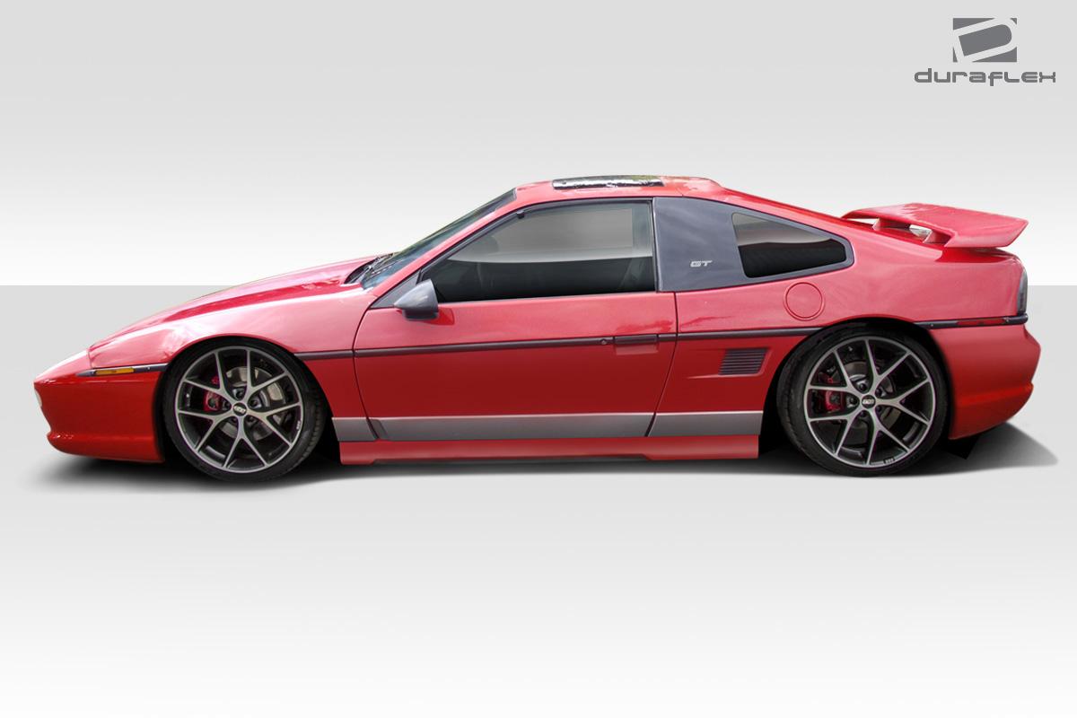 Buy Duraflex F355 Body Kit For 1984 1988 Pontiac Fiero Online Ebay