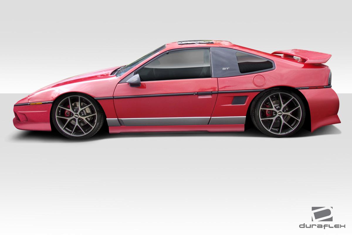 1984 1988 Pontiac Fiero Duraflex Gp 1 Body Kit