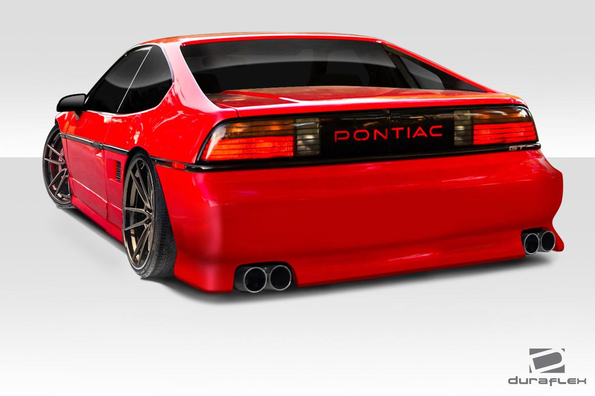 84 88 Pontiac Fiero Type B Duraflex Full Body Kit 114701 Ebay