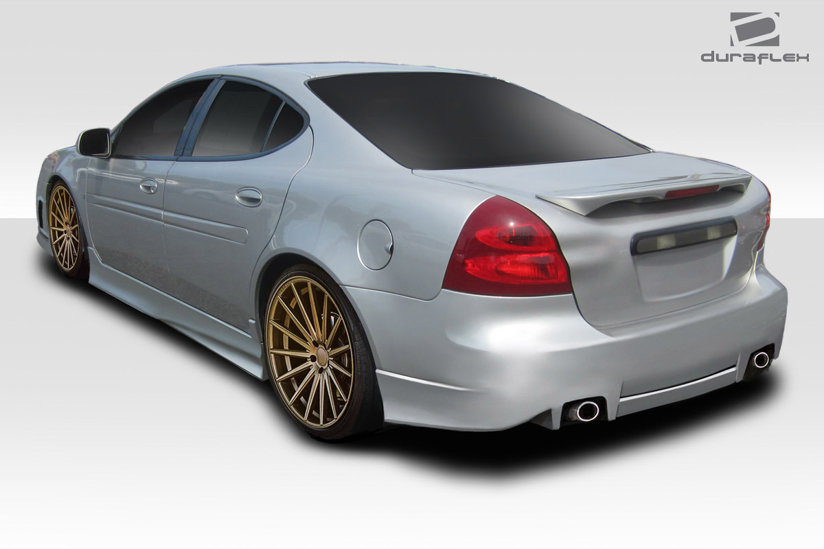 Duraflex Prix Showoff 3 Body Kit 4 Piece For Grand Pontiac 04 08 Ed