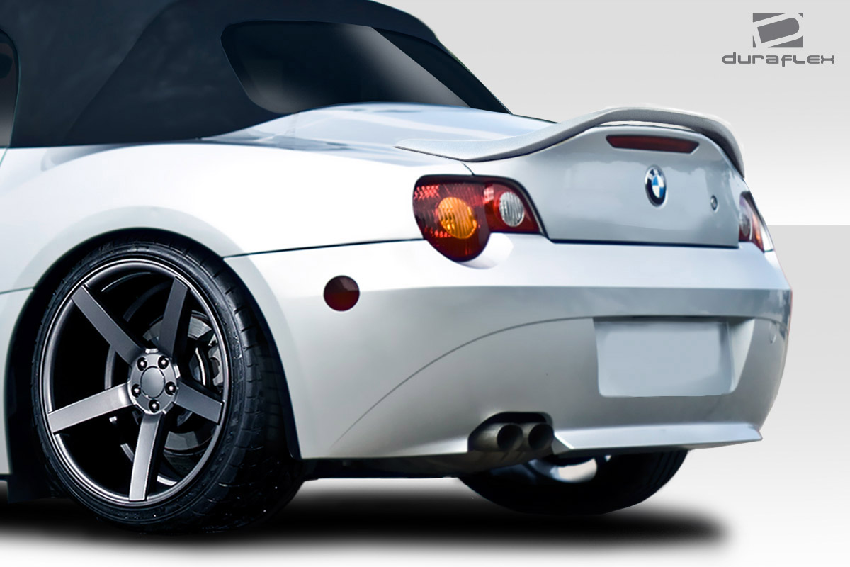 2005 BMW Z4  Wing Spoiler Body Kit - 2003-2008 BMW Z4 Duraflex Aero Look Wing Trunk Lid Spoiler - 1 Piece