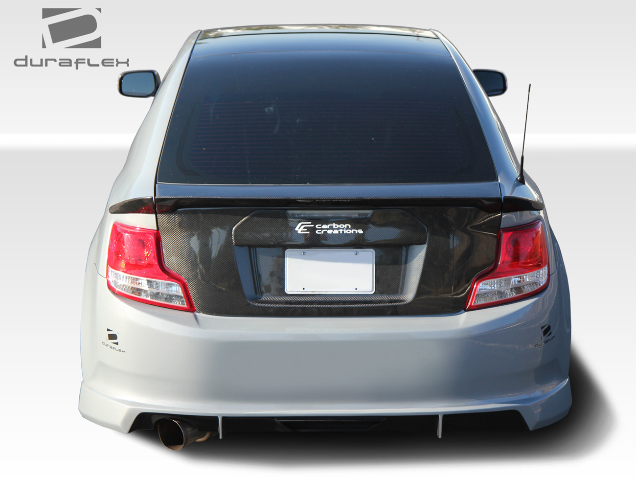 2013 scion tc rear bumper body kit 2011 2013 scion tc. Black Bedroom Furniture Sets. Home Design Ideas
