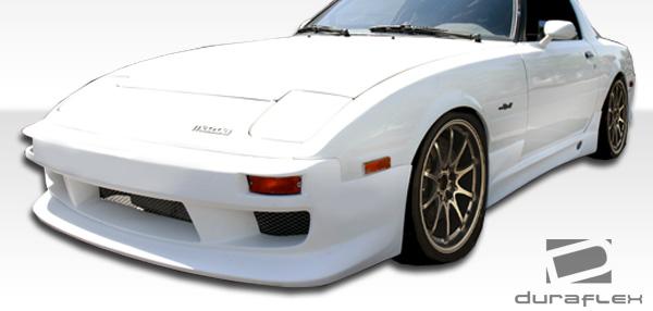 For Mazda RX-7 8 RX7 Gp-1 Side Skirts Body Kit Rocker Panels 2 Pc 86