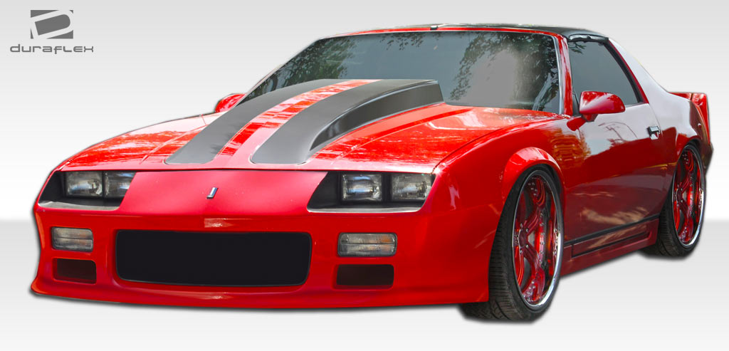 82 92 Pontiac Firebird Trans Am Duraflex Gt Concept Side