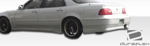 Acura Legend DR Fiberglass Rear Bumper Body Kit - Acura legend body kit