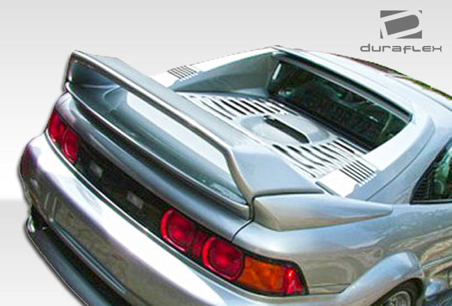 Duraflex 107088 | Toyota MR2 Duraflex N-Spec Wing Trunk Lid Spoiler ...