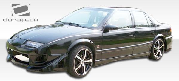 1993 Saturn Sl Saturn Fiberglass Front Bumper Body Kit 1991
