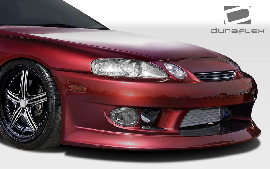 Duraflex V-Speed Wide Body Front Fenders for 92-00 Lexus SC Series SC300 SC400