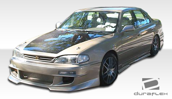 1992 1996 Toyota Camry Duraflex Swift Front Bumper Cover
