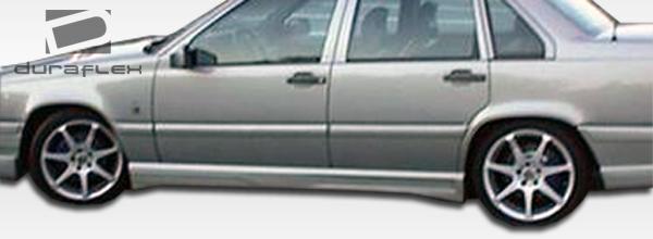 93 97 Volvo 850 Dtm Overstock Side Skirts Body Kit