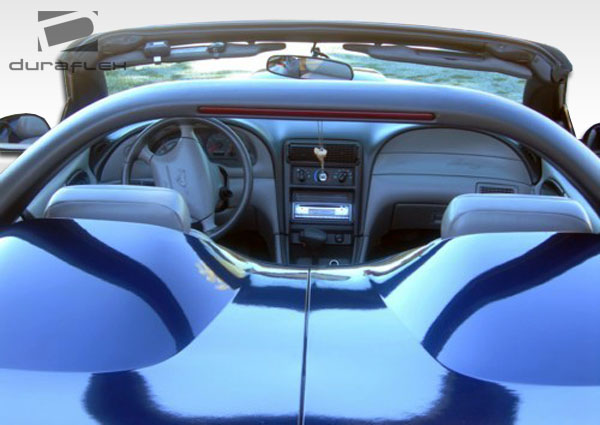 Tonneau Cover Body Kit For 2001 Ford Mustang 1994 2004 Duraflex Cvx