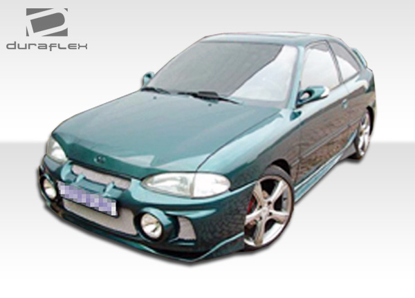 95-99 FITS HYUNDAI Accent HB EVO Overstock Front Body Kit Bumper!!! 101586