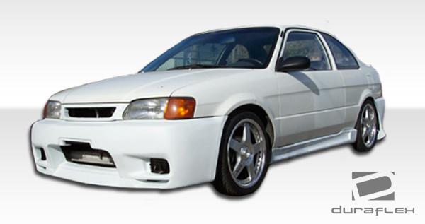 1997 Toyota Tercel Fiberglass Body Kit Body Kit Toyota Tercel