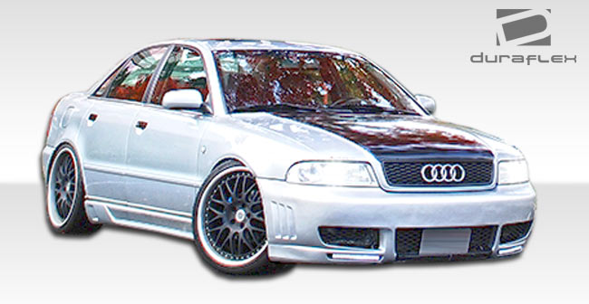 1996 2001 Audi A4 S4 4dr Wagon Duraflex Ke S Front Bumper 1pc Body