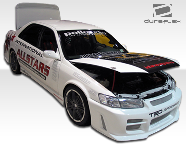 Details About 97 01 Toyota Camry Duraflex R34 Body Kit 4pc 111018