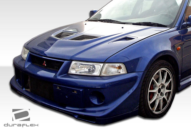 Front Bumper Bodykit For 2000 Mitsubishi Mirage 4DR