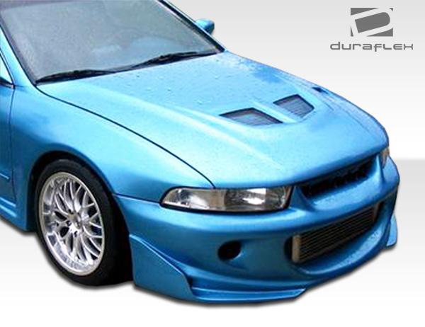 click thumbnails to enlarge - Mitsubishi Galant 2002 Body Kit