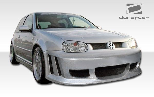 1999 2005 vw golf gti duraflex piranha 2 body kit 4 piece. Black Bedroom Furniture Sets. Home Design Ideas