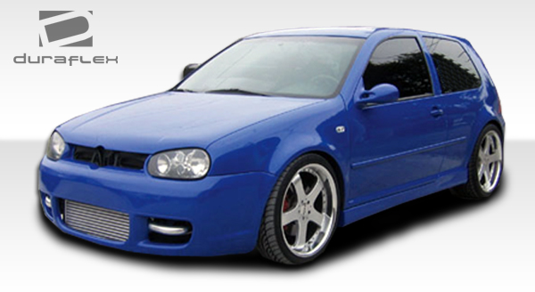 1999 2005 volkswagen golf gti duraflex r32 front bumper. Black Bedroom Furniture Sets. Home Design Ideas
