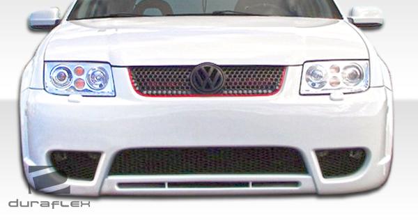 104527 99-04 Volkswagen Jetta Velocity Duraflex Side Skirts Body Kit!!