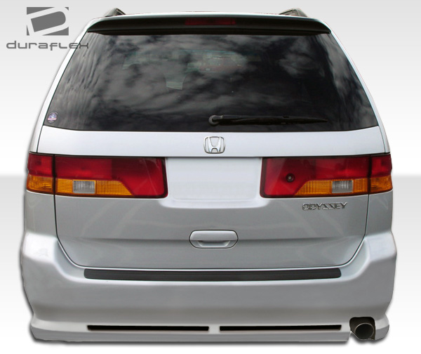 1999 2004 honda odyssey duraflex r34 rear bumper cover 1. Black Bedroom Furniture Sets. Home Design Ideas