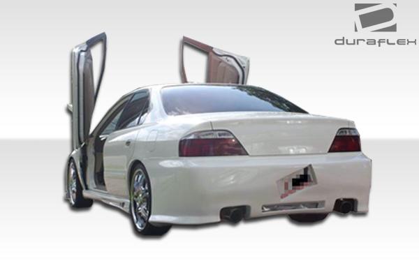 99 01 acura tl spyder duraflex full body kit 110066 ebay. Black Bedroom Furniture Sets. Home Design Ideas