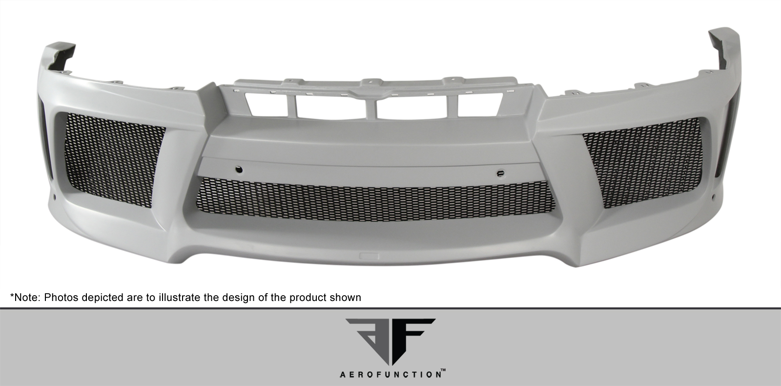 Grill Grille Bodykit for 2016 Universal Universal ALL - um Mesh Grille - 1 Piece