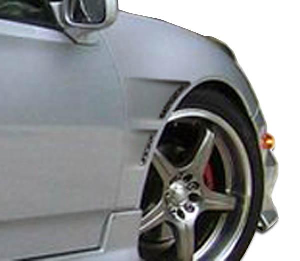 Toyota Celica 2000 2005 Air Suspension Kit: 2001 Toyota Celica Fender Body Kit