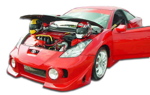Duraflex EVO 4 Body Kit 4 Piece for Celica Toyota 00-05 Ed 111027