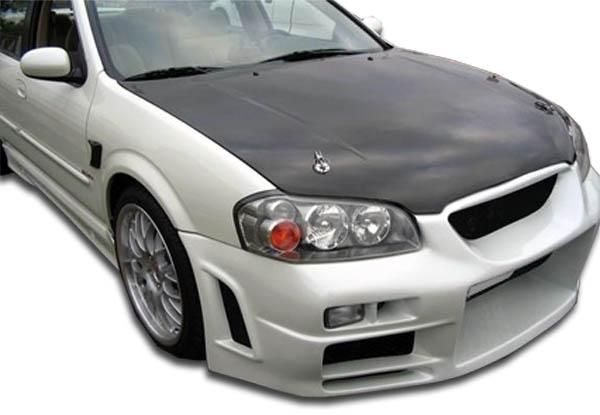 2000-2003 Nissan Maxima Duraflex Evo Body Kit - 4 Piece