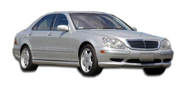 2003-2006 Mercedes S Class W220 (long wheel base) Duraflex AMG style Body Kit - 4 Piece