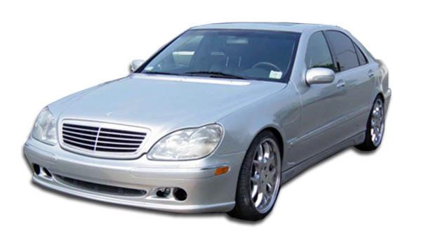 2000-2002 Mercedes S Class W220 (long wheel base) Duraflex LR-S Body Kit - 8 Piece